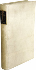Books:Non-American Editions, The Apocrypha According to the Authorized Version (London: The Cresset Press, 1929), first edition limited to 450 copie...