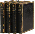 Books:Non-fiction, National Portrait Gallery of Distinguished Americans BookSet (1834-1839). Four volumes. (Philadelphia, New York, Lo...(Total: 4 )