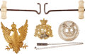 Military & Patriotic:WWI, Eclectic Mix of Military Items.... (Total: 4 Items)