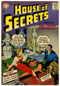 Silver Age (1956-1969):Mystery, House of Secrets #3 (DC, 1957) Condition: FN+....
