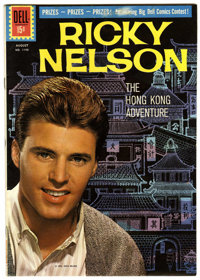 Four Color #1192 Ricky Nelson (Dell, 1961) Condition: VF