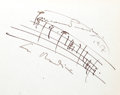 Autographs:Celebrities, Puccini, Toscanini, and Friends- A 1920s Autograph Album withnumerous opera and music legends' signatures contained inside ...