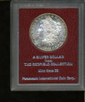 Additional Certified Coins, 1892-CC $1 Morgan Dollar Paramount International MS65 (MS63)....