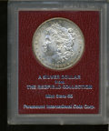 Additional Certified Coins, 1886-S $1 Morgan Dollar MS65 Paramount International (MS63)....