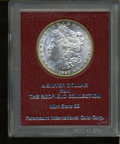 Additional Certified Coins, 1888-S $1 Morgan Dollar MS65 Paramount International (MS63)....