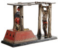 Antiques:Toys, Acrobat Mechanical Bank...
