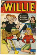 Golden Age (1938-1955):Humor, Willie Comics #7 (Marvel, 1947) Condition: FN+....