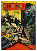 Golden Age (1938-1955):Miscellaneous, Red Seal Comics #17 (Chesler, 1946) Condition: FN....