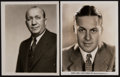 "Movie Posters:Sports, Bobby Jones in How To Break 90 & Other Lot (Warner Brothers,1930s). Portrait Photos (2) (8"" X 10""). Sports.. ... (Total: 2Items)"
