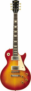 Musical Instruments:Electric Guitars, 1959 Gibson Les Paul Standard. Serial number 9-2179. Considered themost sought after and iconic electric vintage guitar eve... (Total:1 Item)