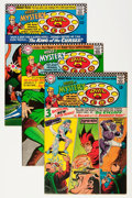 Silver Age (1956-1969):Horror, House of Mystery #164-169 Group (DC, 1966-67) Condition: AverageVF+.... (Total: 6 Comic Books)