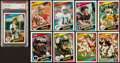 Football Cards:Sets, 1984 Topps Football High End Complete Set (396). ...