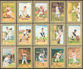 "Autographs:Post Cards, Autographed Perez Steele ""Greatest Moments"" Baseball HoFers Collection (15 Different). ..."