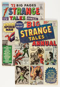 Strange Tales Annual #1 and 2 Group (Marvel, 1962-63).... (Total: 2 Comic Books)