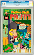 Bronze Age (1970-1979):Cartoon Character, Richie Rich Profits #1 File Copy (Harvey, 1974) CGC NM+ 9.6Off-white to white pages....