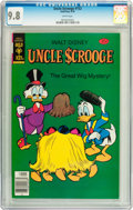 Bronze Age (1970-1979):Cartoon Character, Uncle Scrooge #152 (Gold Key, 1978) CGC NM/MT 9.8 White pages....