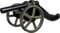 Military & Patriotic:Civil War, Incredible Cast Iron Model/Signal Cannon....