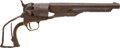 Handguns:Single Action Revolver, Little Bighorn: A Most Evocative Relic, a Colt Revolver Found at the Battle Site in 1935....