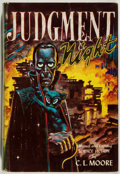 Books:Science Fiction & Fantasy, C. L. Moore. Judgment Night. Gnome, 1952. Very good....