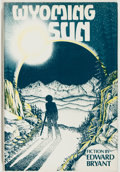 Books:Science Fiction & Fantasy, Edward Bryant. SIGNED/LIMITED. Wyoming Sun. Jelm Mountain Press, 1980. Limited to 250 numbered and signed copies. ...