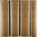 Books:Reference & Bibliography, F. W. Bateson [editor]. The Cambridge Bibliography of EnglishLiterature. Volumes I-IV. Macmillan, 1941. Very go... (Total: 4Items)