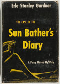Books:Mystery & Detective Fiction, Erle Stanley Gardner. The Case of the Sun Bather's Diary.Morrow, 1955. Very good....