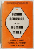 Books:Science & Technology, Alfred C. Kinsey, et al. Sexual Behavior in the Human Male. Saunders, 1948. Very good....