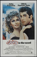 "Movie Posters:Musical, Grease (Paramount, 1978). One Sheet (27"" X 41""). Musical. Starring John Travolta, Olivia Newton-John, Stockard Channing, Jef..."