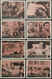 """The Manchurian Candidate (United Artists, 1962). Lobby Card Set of 8 (11"""" X 14""""). Thriller. Starring Frank Sin..."""