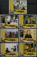 """Movie Posters:Drama, One Flew Over the Cuckoo's Nest (United Artists, 1975). Lobby Cards (7) (11"""" X 14""""). Comedy/Drama. Starring Jack Nicholson, ... (Total: 7 Items)"""