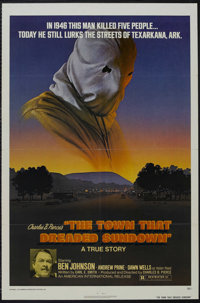 "The Town That Dreaded Sundown (American International Pictures, 1977). One Sheet (27"" X 41""). Thriller. Starri..."