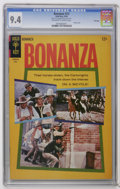 Silver Age (1956-1969):Western, Bonanza File Copies CGC Group (Gold Key, 1965-69). Experience theadventures of the Cartwrights in this high-grade group tha...(Total: 9 Comic Books)