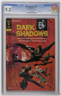 Bronze Age (1970-1979):Horror, Dark Shadows #15 File Copy (Gold Key, 1972) CGC NM- 9.2 Off-whiteto white pages. Painted cover. Joe Certa art. Overstreet 2...