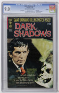 Silver Age (1956-1969):Horror, Dark Shadows #3 and 4 CGC File Copy Group (Gold Key, 1969-70).Contains a CGC VF/NM 9.0 copy of #3 (photo cover, include...(Total: 2 Comic Books)