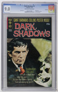 Bronze Age (1970-1979):Horror, Dark Shadows #3 and 4 File Copies CGC Group (Gold Key, 1969-70).Creepy group includes CGC NM 9.4 copy of #4 (photo cove... (Total:2 Comic Books)