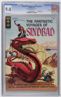 Silver Age (1956-1969):Adventure, Fantastic Voyages of Sindbad #1 and 2 CGC File Copy Group (Gold Key, 1965-67). Includes a CGC NM 9.4 copy of #1 (painted... (Total: 2 Comic Books)