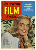 Golden Age (1938-1955):Non-Fiction, Hollywood Film Stories #2 (Feature/Prize Publications, 1950)Condition: FN-. Lizabeth Scott photo cover. Overstreet 2006 FN ...