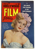 Golden Age (1938-1955):Non-Fiction, Hollywood Film Stories #4 (Feature/Prize Publications, 1950)Condition: VG/FN. Betty Hutton photo cover. Overstreet 2006 VG ...