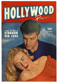 Golden Age (1938-1955):Romance, Hollywood Pictorial #3 (St. John, 1950) Condition: VF/NM. Photocover. Matt Baker art. Overstreet 2006 VF/NM 9.0 value = $20...