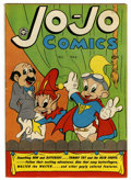Golden Age (1938-1955):Funny Animal, Jo-Jo Comics #3 (Fox Features Syndicate, 1946) Condition: VG/FN.Based on this copy's provenance, we think it is probably th...