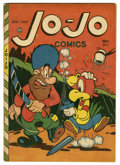 Golden Age (1938-1955):Funny Animal, Jo-Jo Comics #6 (Fox Features Syndicate, 1947) Condition: VG.Overstreet 2006 VG 4.0 value = $20. From the JohnMcLaughlin...
