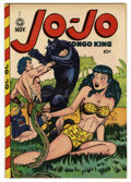 Golden Age (1938-1955):Adventure, Jo-Jo Comics #21 (Fox Features Syndicate, 1948) Condition: VF. A. C. Hollingsworth art. Overstreet 2006 VF 8.0 value = $239....