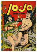 Golden Age (1938-1955):Miscellaneous, Jo-Jo Comics #22 (Fox Features Syndicate, 1948) Condition: VG/FN. Overstreet 2006 VG 4.0 value = $80; FN 6.0 value = $120. ...