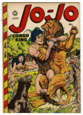 Golden Age (1938-1955):Adventure, Jo-Jo Comics #23 (Fox Features Syndicate, 1949) Condition: FN+. Overstreet 2006 FN 6.0 value = $120; VF 8.0 value = $239. ...