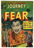 Golden Age (1938-1955):Horror, Journey Into Fear #6 (Superior, 1952) Condition: FN/VF. Overstreet2006 FN 6.0 value = $90; VF 8.0 value = $169. From the ...