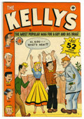 "Golden Age (1938-1955):Humor, The Kellys #23 Davis Crippen (""D"" Copy) pedigree (Marvel, 1950) Condition: VF/NM. Formerly Rusty Comics, this is the fir..."