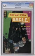Silver Age (1956-1969):Adventure, Man from U.N.C.L.E. #17 and 19 File Copies CGC Group (Gold Key, 1968) COndition: CGC NM 9.4. Includes issue #17 and 19 (Joe ... (Total: 2 Comic Books)