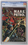 Silver Age (1956-1969):Science Fiction, M.A.R.S. Patrol Total War #3 and 10 File Copies CGC Group (Gold Key, 1966-69). Includes a CGC NM+ 9.6 graded copy of #3 (Wal... (Total: 2 Comic Books)