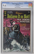 Silver Age (1956-1969):Horror, Ripley's Believe It Or Not #14 and 17 File Copies CGC Group (GoldKey, 1969). Believe it or not, two high-grade, slabbed, fi...(Total: 2 Comic Books)