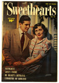 "Golden Age (1938-1955):Romance, Sweethearts #79 Davis Crippen (""D"" Copy) pedigree (Fawcett, 1949) Condition: VF. Photo cover. Overstreet 2006 VF 8.0 value =..."